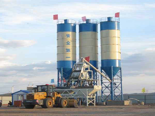 mini concrete batching plants